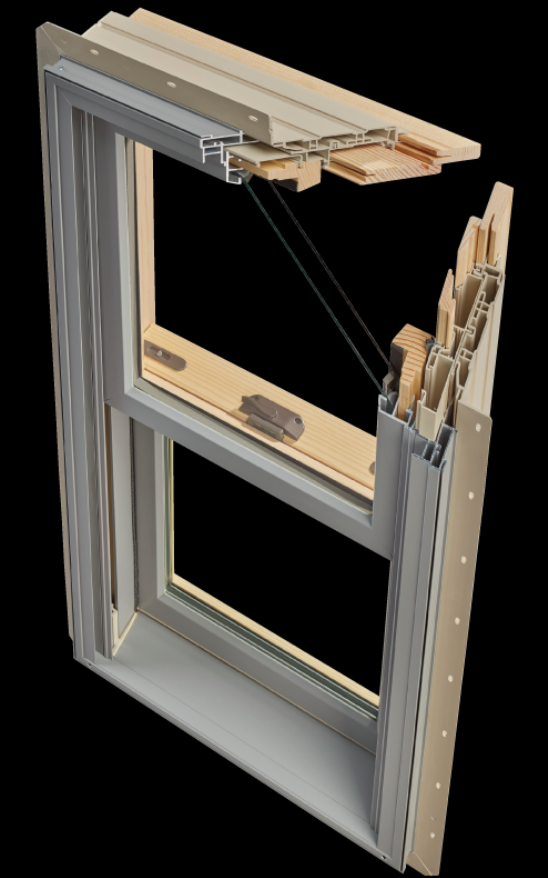 Sierra Pacific H3 Window Technology