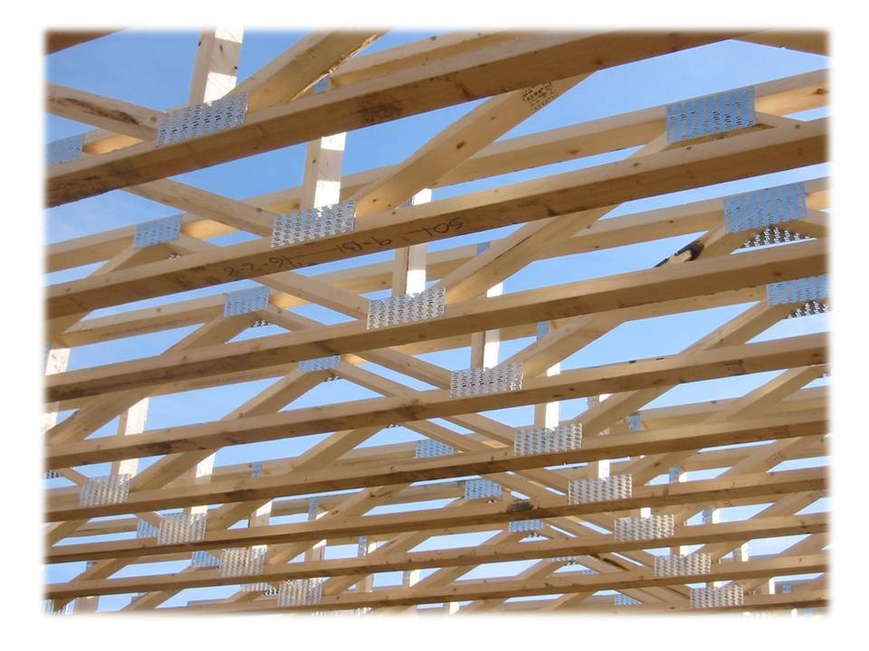 Prefabricated Floor Trusses